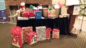kingston networking gift exchange