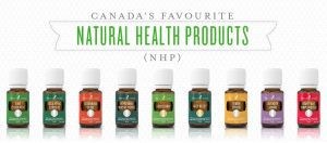 natural health products essential oils
