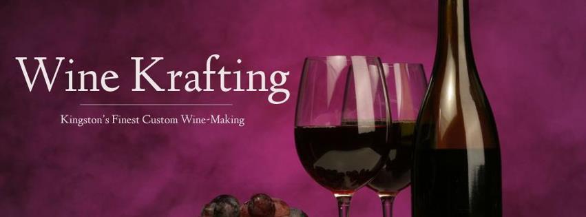 kingston wine krafting