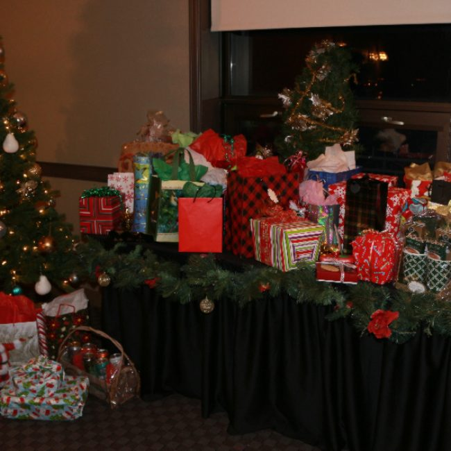 Our Holiday Social was a Blast