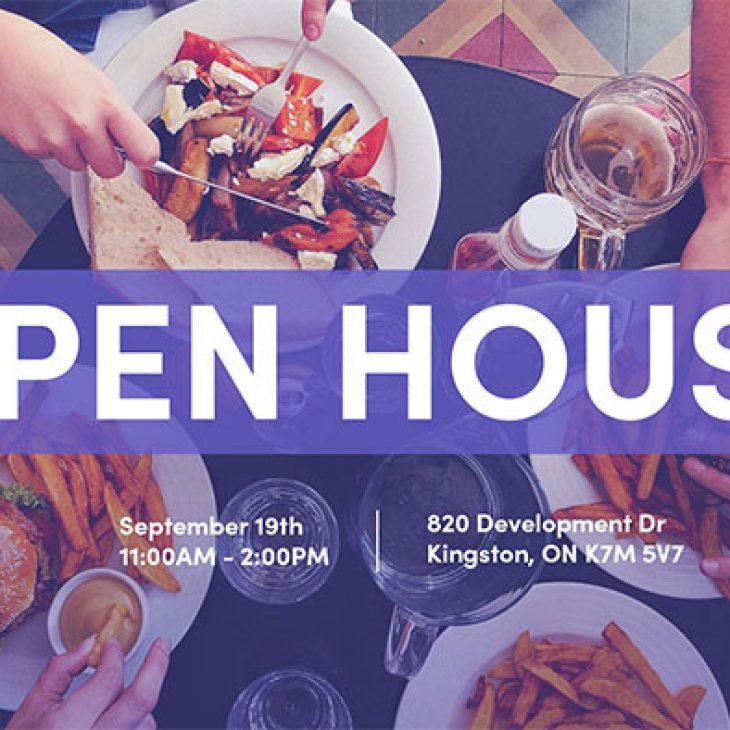 Rebranding Open House