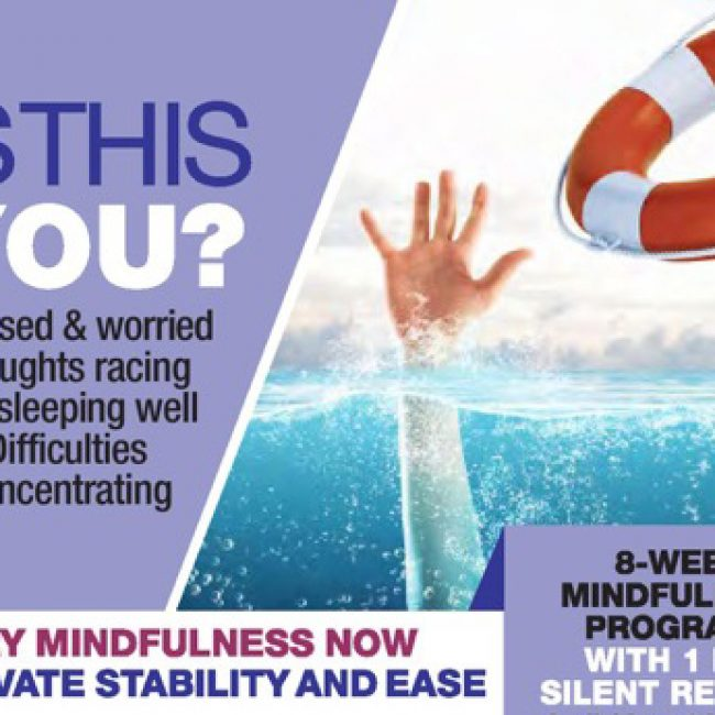 8-Week Mindfulness Programs
