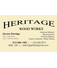 Heritage Woodworks